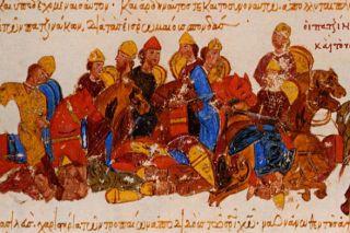Печенеги: какие необычные обыкновения были у первых врагов Руси