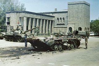 Бой за Нахрин: сколько советских боец погибло в первом сражении Афганской войны