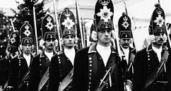 Потсдамские гиганты: откуда в элитном спецназе прусской армии взялись русские