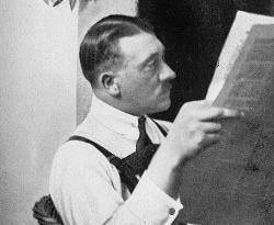 Отчего Гитлер хотел запретить готический шрифт