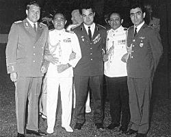 Полковник Мюрат: отчего французский аристократ помогал разведке СССР