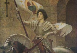 Жанна д`Арк: как 17-летней крестьянской дочери доверили армию
