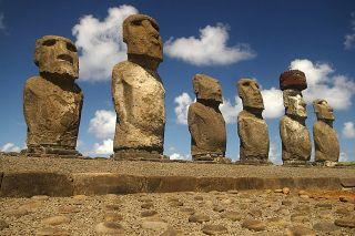 Кто выстроил статуи на острове Пасхи и другие вопросы мировой истории