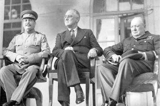 Операция «Долгий прыжок»: как хотели убить Сталина на Тегеранской конференции