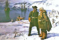 Отчего произошла «Первая камчатская война»