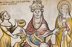 Зоя Порфирородная и иные женщины, которые правили империями вместо своих мужей