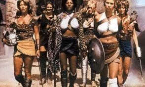 Женщины-гладиаторах — кем они бывальщины