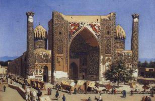 «Край садов»: как зороастрийский утопический город Согдиана пал жертвой арабской жадности