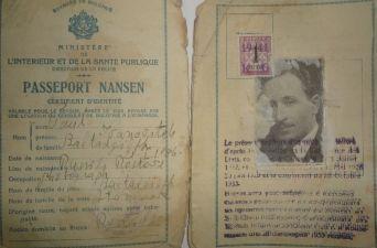 Нансеновский вид: каким были европейские документы у русских эмигрантов