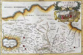 Как древнегреческий историк Геродот в Vв. до н.э. описывал земли нынешней России
