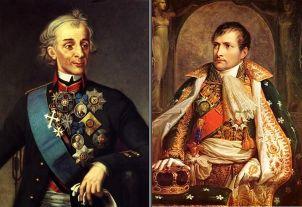 Суворов против Наполеона: кто бы победил в битве, если бы она состоялась