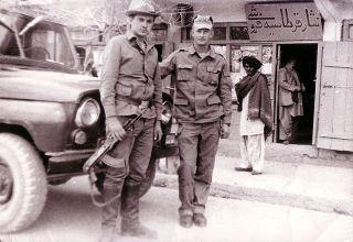 «Афганка»: отчего боевые офицеры отказывались от своих кителей в пользу этой формы