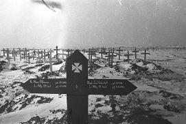 Город мертвых: как погребали погибших солдат во время Сталинградской битвы