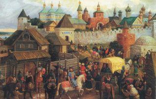 Как на территории Великой Болгарии возникла Киевская Русь