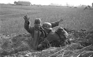 Какие пленные красноармейцы могли рассчитывать на человечье отношение со стороны немцев