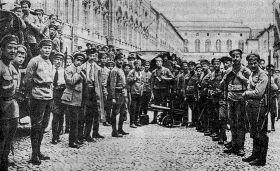 Латышские стрелки — самые неизменные подразделения царской армии в Первую мировую