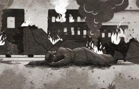 Не факт. Пожар на Казанском пороховом заводе