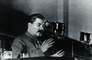 Сталин как созидатель новой реальности