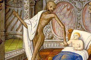 Как и отчего умирали дети в Средние века - Средние века