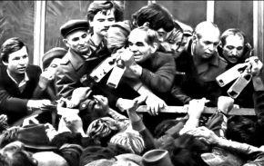 Советская очередность в зеркале советского кино 1981 года