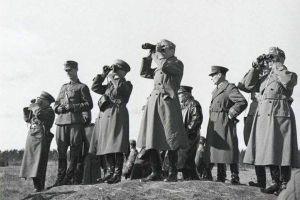 Создание Полуденного фронта. Довоенные события