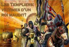 Тамплиеры: жертвы распроклятого короля? / Les Templiers: victimes d'un roi maudit? (2012)