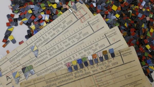 В Германии нашли документы о расовой гигиене времен нацистов