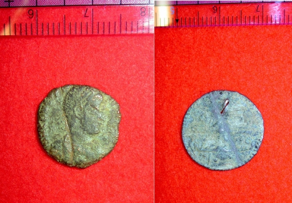 В Японии впервые обнаружили древнеримские монеты