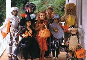 История Хеллоуина в России