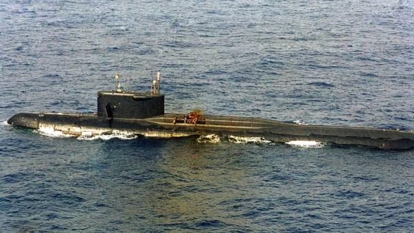 К-219: 30 ядерных боеголовок лежат в Атлантике 30 лет