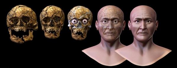 """Ученые воссоздали облик """"правителя Сипана"""" из цивилизации моче"""