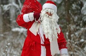 <p>Дед Мороз начнет принимать гостей в московской резиденции уже 1 ноября</p>