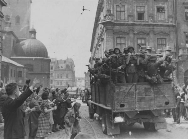 Трагический юбилей: 75 лет еврейским погромам во Львове