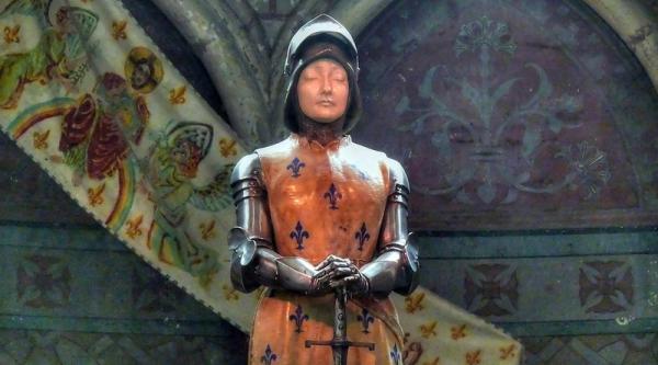 Жанне д'Арк поставили диагноз - эпилепсия