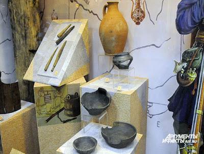 <p>В краеведческом музее представят археологические находки</p>
