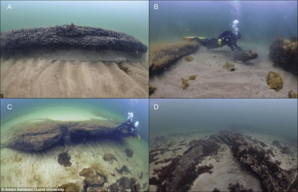 Отыскано древнее затонувшее поселение в Балтийском море