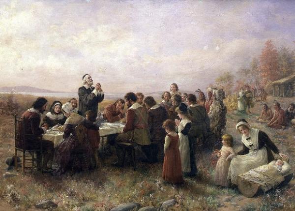 В Новоиспеченной Англии нашли первое европейское поселение