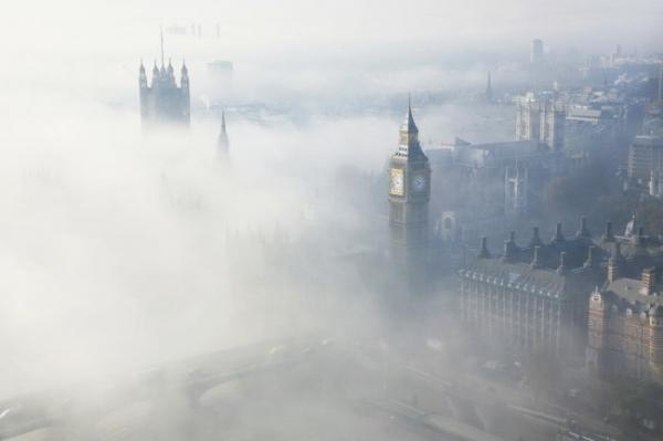 Открыто происхождение смертельного тумана в Британии