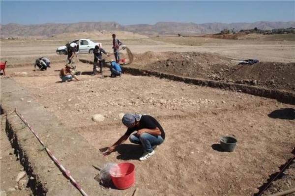 <p>Недалеко от Мосула заметили следы древнейшей империи Земли</p>