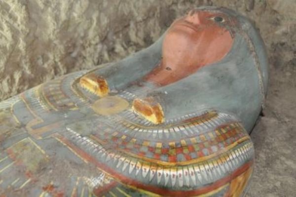 В Египте отыщи гробницу и мумию сановника фараона Тутмоса III