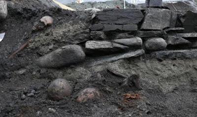 Ученые отыщи алтарь канонизированного норвежского короля
