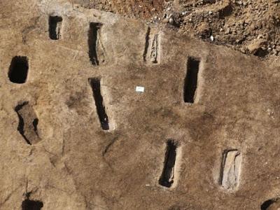 <p>В Ливане под строящейся отелем оказался древний некрополь</p>