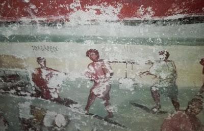 В Иордании отыщи древнюю гробницу с нетронутыми фресками