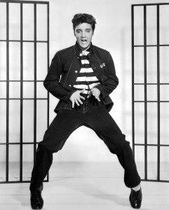 Из всех объектов, которые Элвис Пресли изучал...