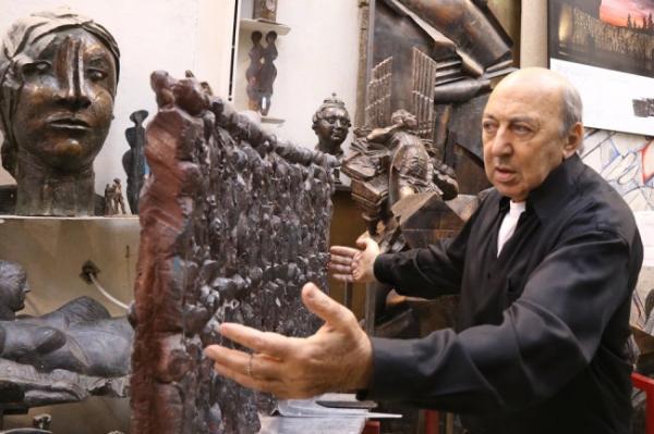 30 ноября начнется сбор оружий на памятник жертвам политрепрессий