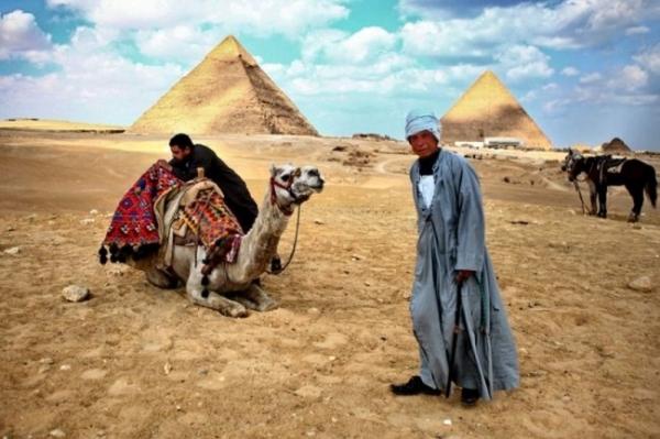 Открыта тайна строителей египетских пирамид