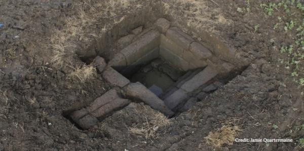 <p>В Великобритании отыскан средневековый «лечебный» колодец</p>