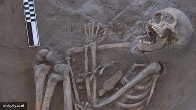 Ученые разгадали секрет смерти женщины-великана
