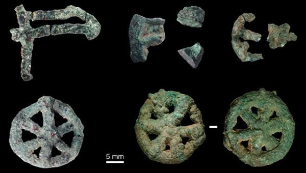 В Пакистане отысканы древнейшие следы металлургии на планете