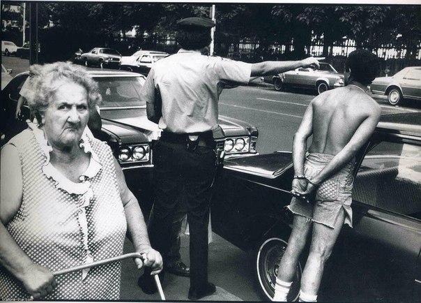 Нью-Йорк, 1954 г.